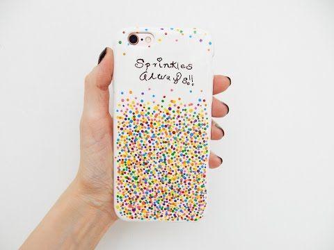 DIY Phone Cases made from Perler Beads! - HGTV Handmade - YouTube