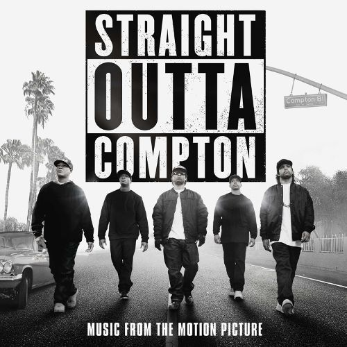 Straight Outta Compton [Music from the Motion Picture] [Clean] [CD]