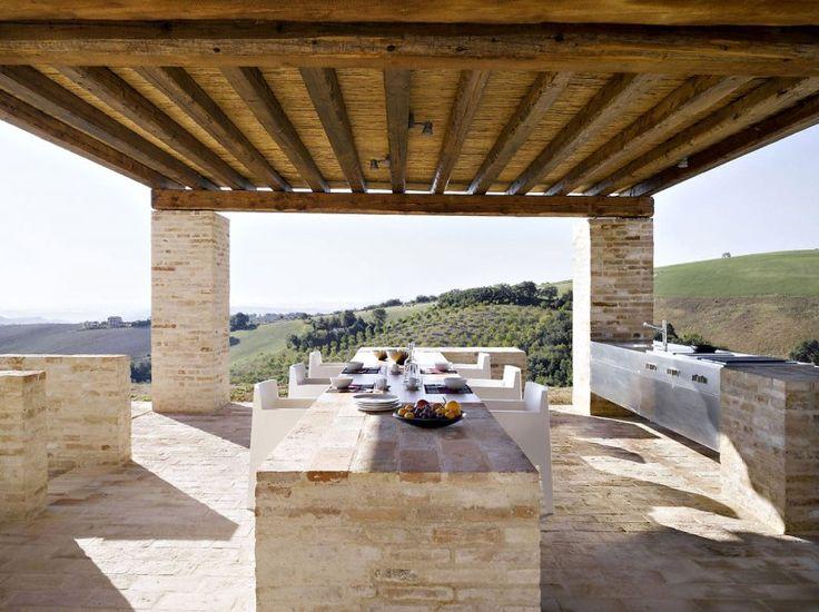 Casa Olivi by Wespi de Meuron Architekten | HomeDSGN