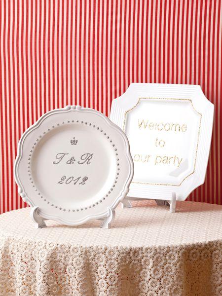 ウエルカムプレート 手作り結婚式のすすめ「幸せのたね。」