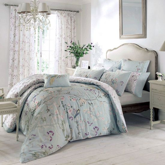 dorma duck egg maiya collection duvet cover dunelm. Black Bedroom Furniture Sets. Home Design Ideas