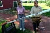 ThisOldHouse, how to install a rain diverter!