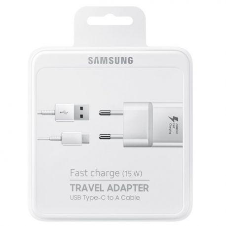 Samsung USB-C snabbladdare EP-TA20 - S8/S8+  #samsung #Usb-c #sunnerbergteknik #laddare #Mobiltillbehör