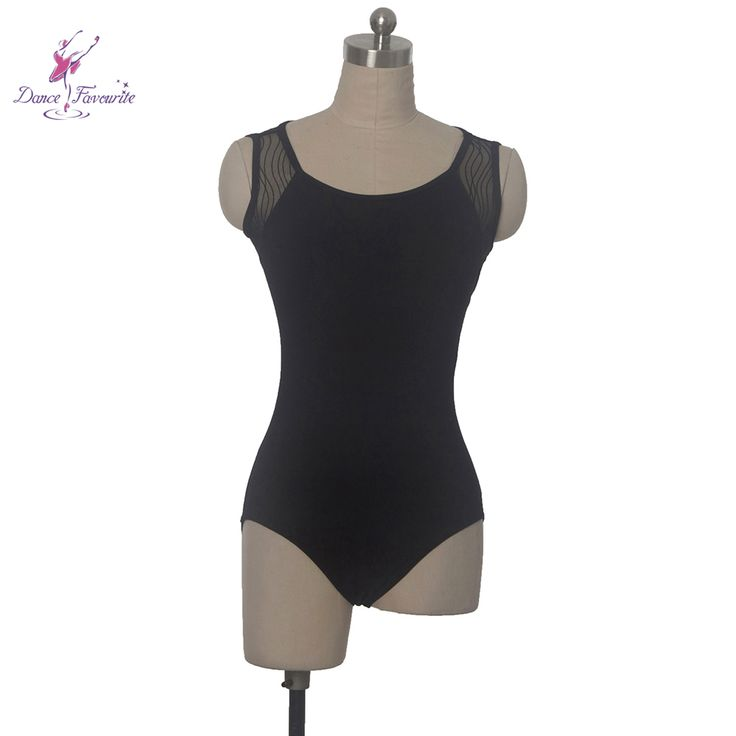 Find More Ballet Information about Free Shipping Adult Ballet Dance Leotard Black Cotton and Mesh Dancing Leotards for Women Practice Body Wear 5 Sizes DF010,High Quality leotard china,China leotard tights Suppliers, Cheap leotards dance from Love to dance on Aliexpress.com