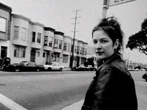 Mia Zapata of the Gits.  Gone too soon.  An amazing voice and an incredible personality.  Wish she had made more music.