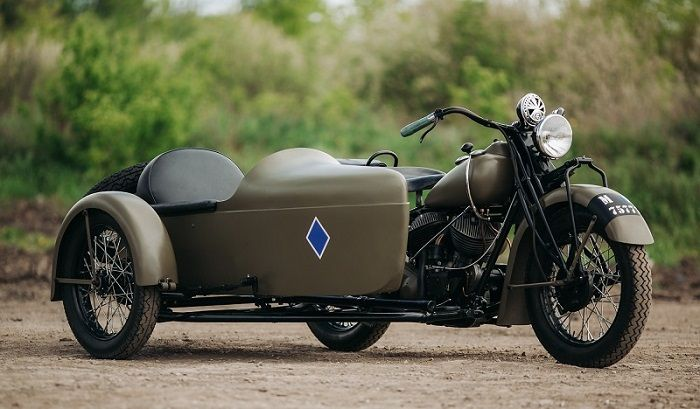 10 Fearsome Motorcycle Sidecar Rigs From World War Two Motorcycle Sidecar Motorcycle Sidecar