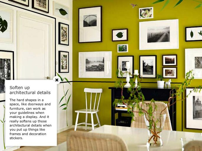 82 best wall displays images on Pinterest   Picture frame, Wall ...