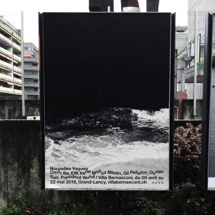 #swissposters #villabernasconi by @schafftersahli #SchaffterSahli #geneva #swissposter #swissdesign #graphicdesign #typography #swissgraphicdesign #poster #posterdesign #plakat #plakate #affiche #swissstyle