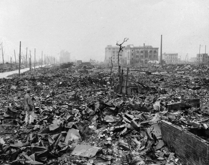 connect other events to hiroshima bomb The devastation caused by the atomic bomb dropped on hiroshima is impossible to fully comprehend the name was created by survivors of the bombings in hiroshima and nagasaki, to describe hundreds of horrifically injured, but still alive, individuals seen after the event.