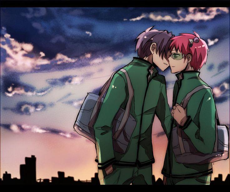 Image result for The Disastrous Life of Saiki K. 2 anime pinterest