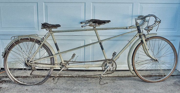 1930's Peugeot Tandem
