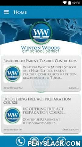 Winton Woods City Schools  Android App - playslack.com ,  The Winton Woods City Schools app by SchoolInfoApp enables parents, students, teachers and administrators to quickly access the resources, tools, news and information to stay connected and informed!The Winton Woods City Schools app by SchoolInfoApp features:• Important news and announcements• Teacher notifications• Interactive resources including event calendars, maps, a contact directory and more• Student tools including My ID, My…