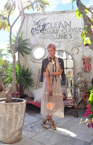 Stylish Homes: Sass & Bide's Heidi Middleton : Table Tonic