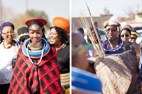 African Weddings From All Over! - Culture (5) - Nairaland