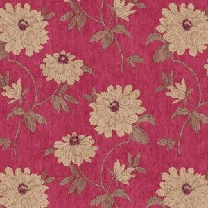 Sophie Conran Beatrice Wallcoverings Red 980711