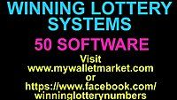 "System For Winning The Lottery Numbers. Learn how to win in the scratch off lottery tickets. How to pick the right pick 4 combination to win. The ""Lottery Method"" course is the ONLY lotto course in the world to teach you how to win in ALL the lottery games taught by an actual lottery retailer. Mega Million Past Winning Numbers Ways To Win The Lottery."