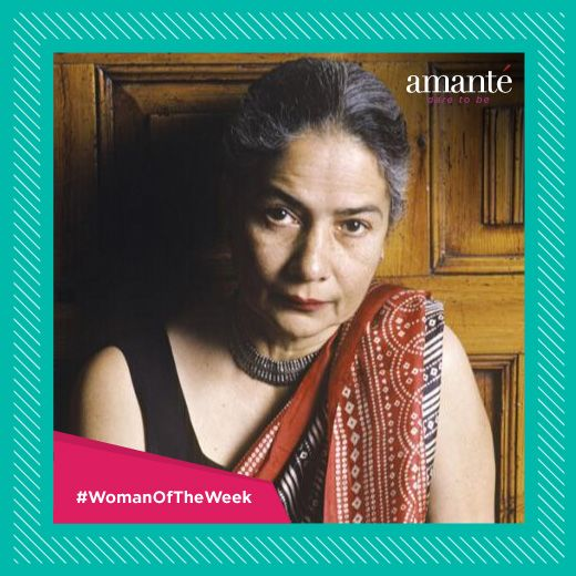 Our Woman of the Week is the very renowned novelist Anita Mazumdar Desai. She has been honoured with the Sahitya Akademi Award and the British Guardian Prize. Want us to feature more women like her, comment below, they could become our #WomanOfTheWeek.