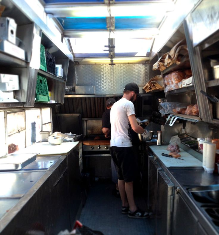 Mobile Food Truck For Sale Uk