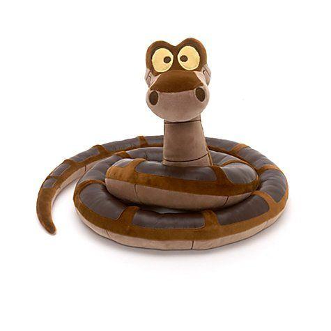 "Disney Jungle Book Plush Kaa the Snake (8"")"