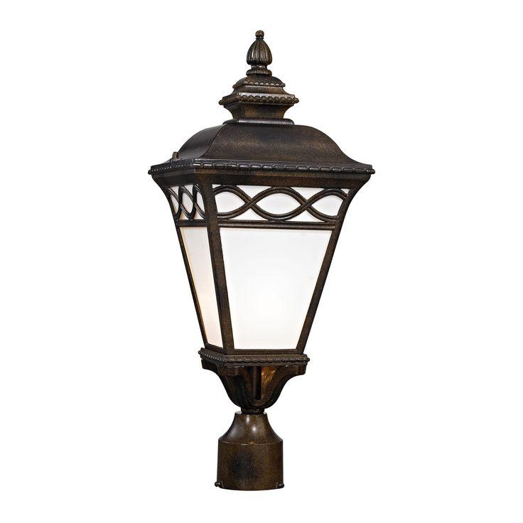 Outdoor Lamp Post Amazon: Best 25+ Light Posts Ideas On Pinterest