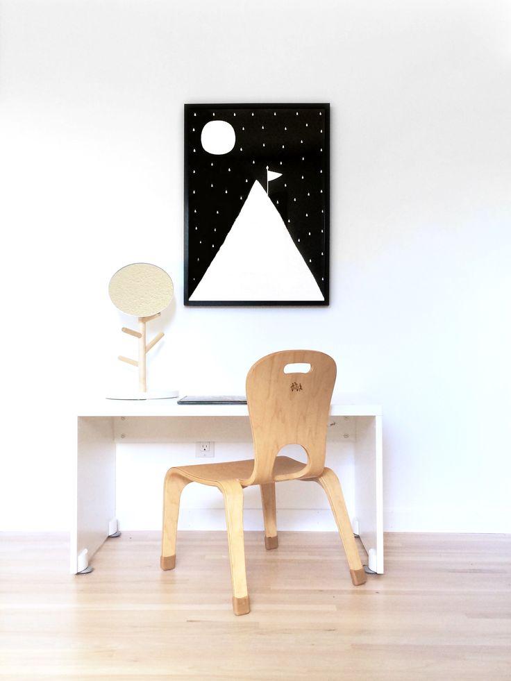 ✖️ Barnrum ✖️ Chair • Community Playthings ➕ Print • Miniwilla