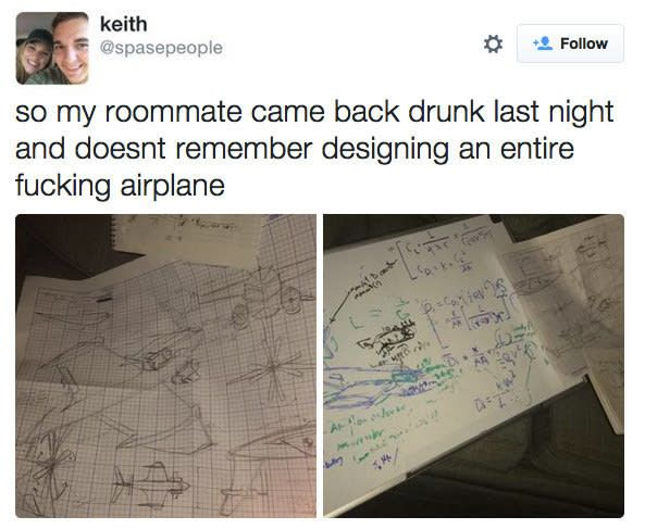 11 Drunk People Who Deserve A Medal, And 11 Who Should Never Drink Again - https://www.buzzfeed.com/jamiejones/11-drunk-people-who-deserve-a-medal-and-11-who-xxx?utm_term=.oeEwe2nE37