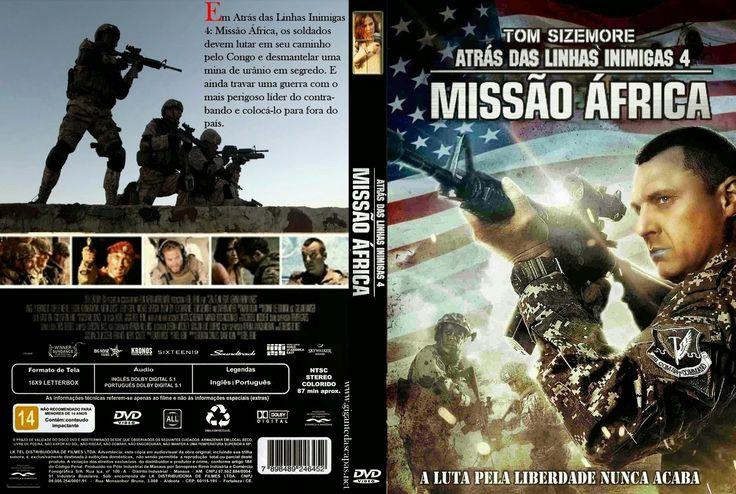Os Melhores Filmes em Torrent: ATRÁS DAS LINHAS INIMIGAS 4 - Missão África (2014)...