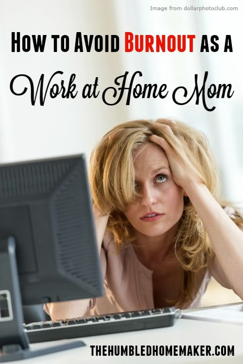 If you're a work at home mom, it's so easy to get burned out! These are GREAT practical tips for avoiding burnout and keeping your WAHM business thriving!