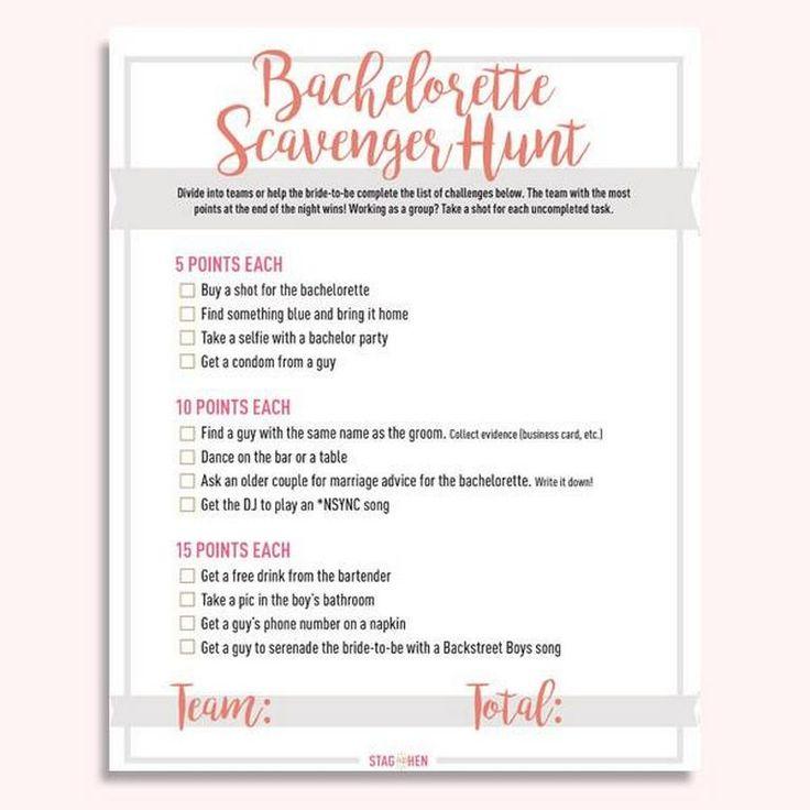 50 Super Easy Diy Ideas For Amazing Bachelorette Party