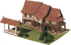 Domy średniowieczne - Aedes Ars