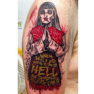 17 best images about dawn of the dead tattoos on pinterest for Tattoo for dead brother