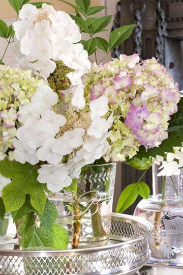 Elige bien las flores, el mantel y la vajilla