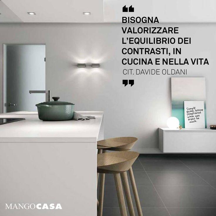 Bisogna valorizzare l'equilibrio dei contrasti, in cucina e nella vita - Davide Oldani