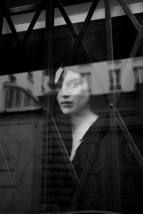 An unexpected stare that was or wasn't there? photo, Gabriel Martin