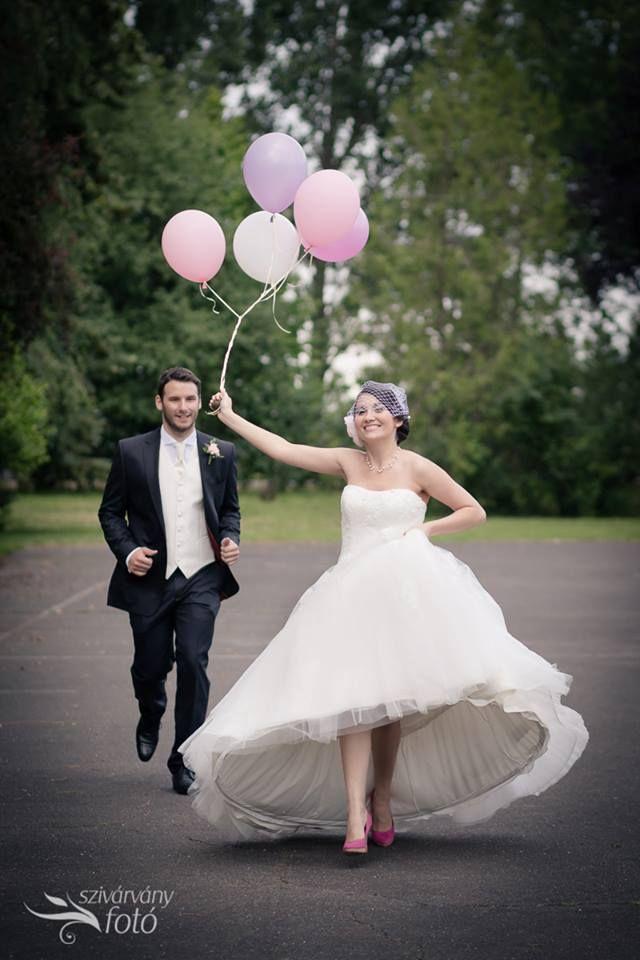 esküvői roham
