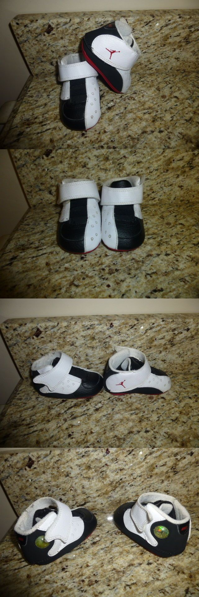 Baby Boy Shoes: Nike Jordans Baby Boys/Girls Crib Shoes Toddler Tennis Shoes/Sneakers Size 2C BUY IT NOW ONLY: $19.99