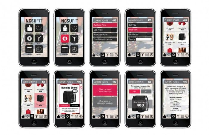 NCSUFit | Mobile Designs | Pinterest | Yin and yang