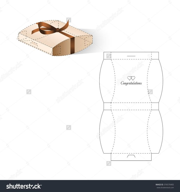 9 best ss images on pinterest carton box paper boxes and bricolage retail box with blueprint template malvernweather Gallery