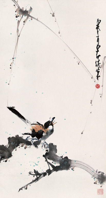 Zhao Shao-ang (1905~1998)