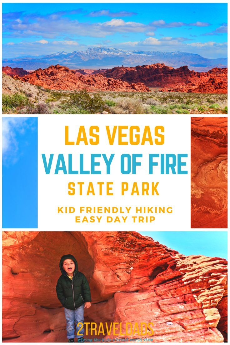 Valley Of Fire With Kids The Best Las Vegas Day Trip For Hiking