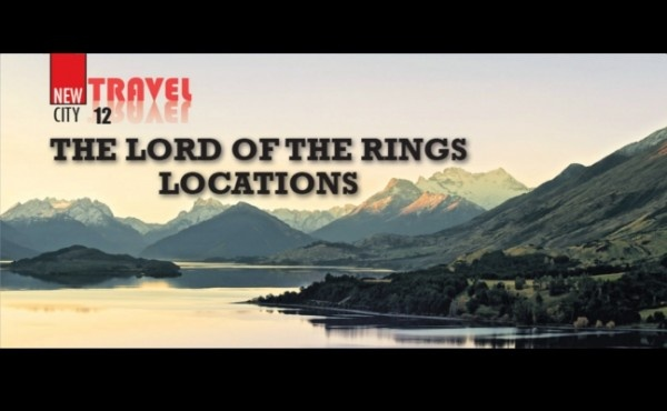 THE LORD OF THE RINGS LOCATIONS