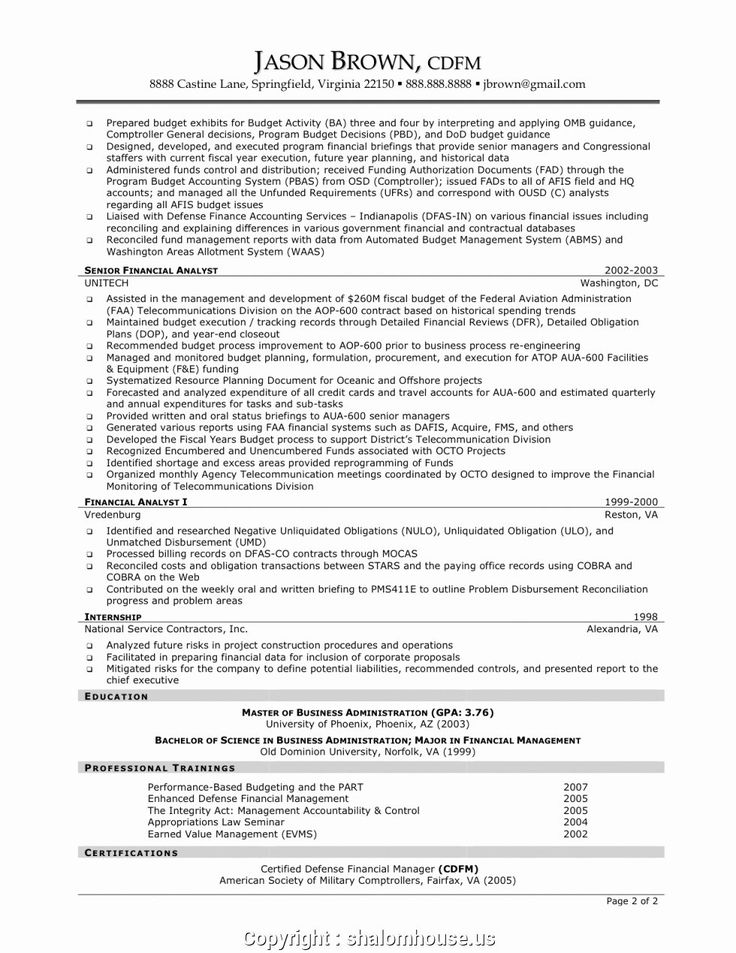 20 Auto Finance Manager Resume in 2020 (With images