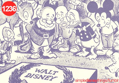 """Walt Disney Dec 5, 1901 - Dec 15, 1966 """"The death of Walt Disney is a loss to all the people of the world. In everything he did, Walt had an intuitive way of reaching out and touching the hearts and mind of young and old alike. His entertainment was an international language. For more than 40 years, people have looked to Walt Disney for the finest quality in family entertainment. There is no way to replace Walt Disney. He was an extraordinary man. Perhaps there will never be another like…"""