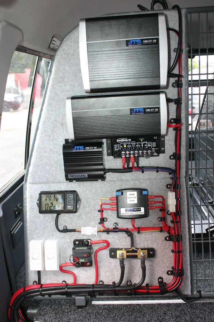 Image result for 4wd 12v electrical setup