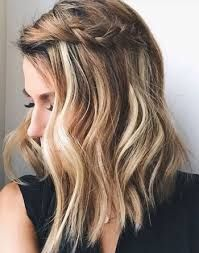 Image result for włosy do ramion ombre