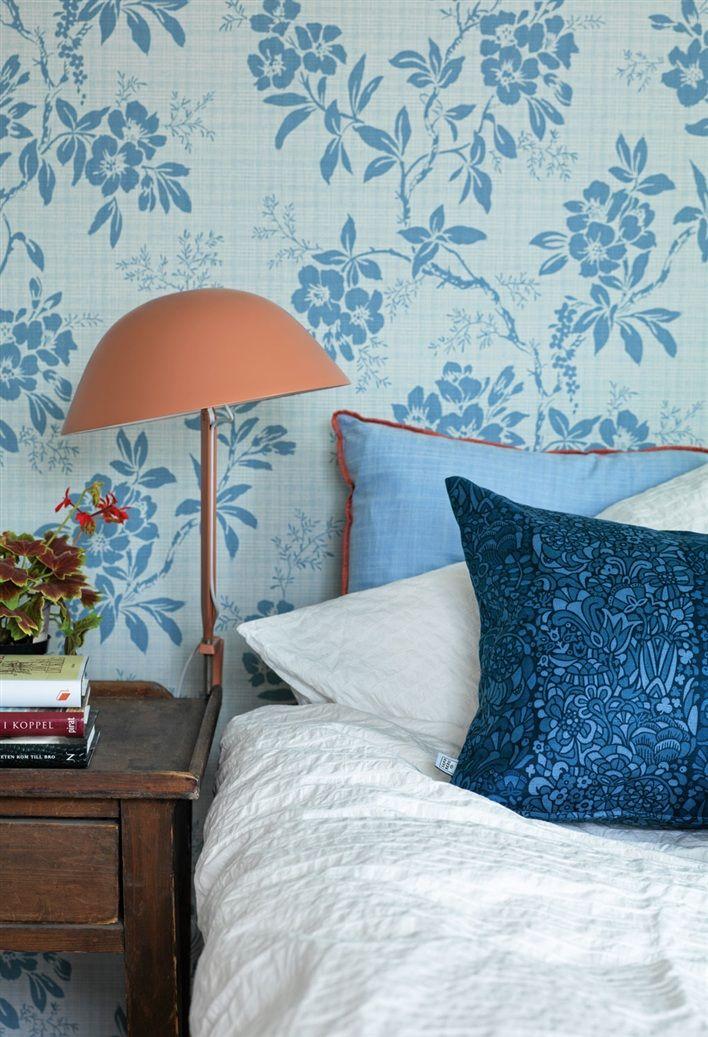 tapet_blommig_vera / for more inspiration visit http://pinterest.com/franpestel/boards/