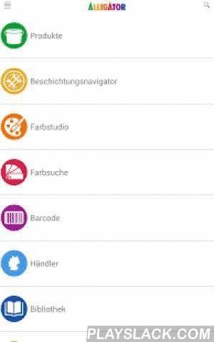 ALLIGATOR  Android App – playslack.com , Praktisch, informativ und aktuell – j…