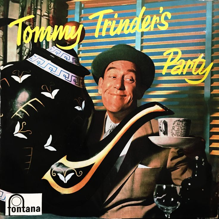 Tommy Trinder ‎– Tommy Trinder's Party (1559)