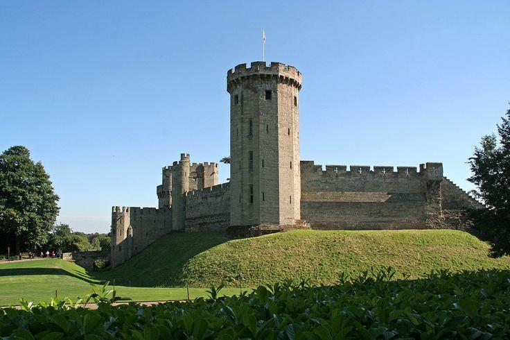 Уорикский замок
