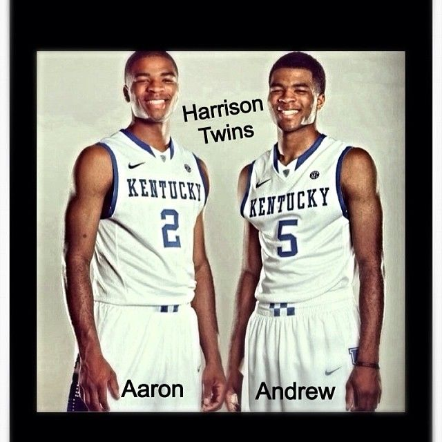 this_girlll25 Mcm  #like #like #kentucky #basketball #harrison #twins #andrew #and #arron #andrew #harrison #is #the #best #mcm #love #it
